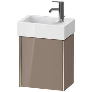 Duravit - Vanity Unit Wall-mounted, Cappuccino High Gloss (lacquer)