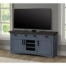 AMERICANA MODERN - DENIM 63 in. TV Console