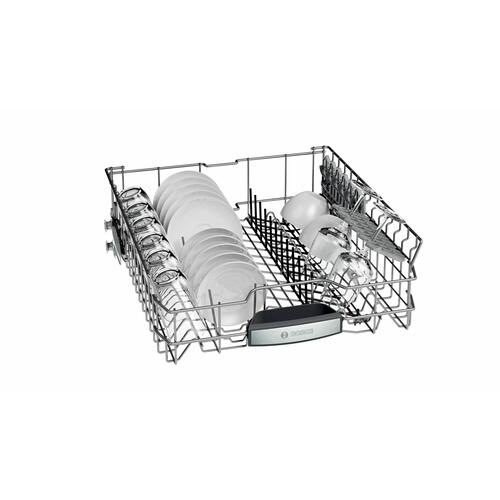 800 Series Dishwasher 24'' Black stainless steel SHPM78Z54N