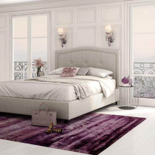 Crocus Upholstered Bed - King