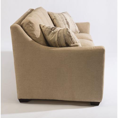 Enclave Three-Cushion Sofa