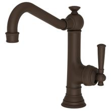 Oil Rubbed Bronze Single Handle Kitchen Faucet