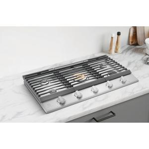 """Electrolux36"""" Gas Cooktop"""