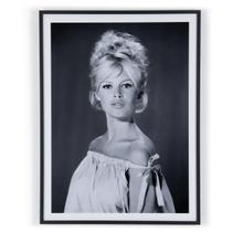 "30""x40"" Size Pouting Brigitte Bardot By Getty Images"