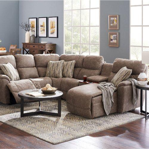 Gallery - Trouper Sectional