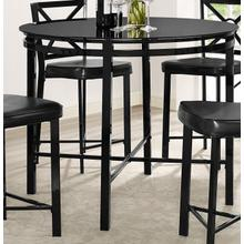 Black Diamond Counter Table
