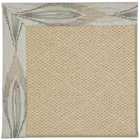 Creative Concepts-Cane Wicker Empress Grain Machine Tufted Rugs