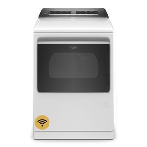 Whirlpool7.4 cu. ft. Smart Top Load Gas Dryer