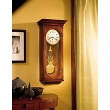 Howard Miller Lewis Chiming Wall Clock 613637