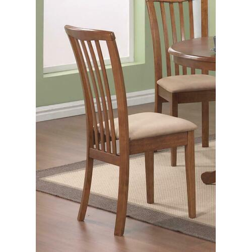 Product Image - Brennan Light Brown Dining Chair