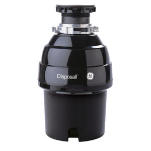 GE®3/4 HP Continuous Feed Garbage Disposer - Non-Corded