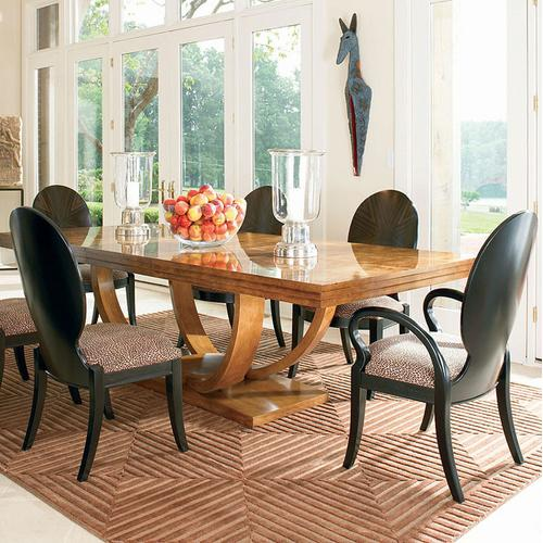 Omni Large Rectangular Dining Table