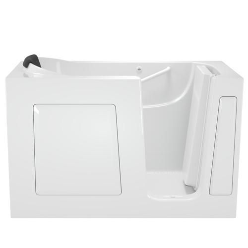 Premium Series 30x60 Walk-in Bathtub, Right Drain  American Standard - White