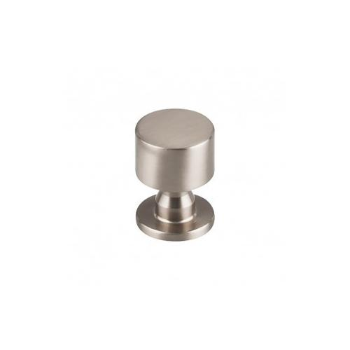 Product Image - Lily Knob 1 Inch - Brushed Satin Nickel