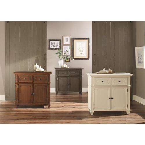 Grey Accent Console