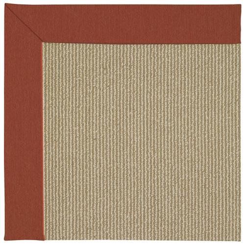 Creative Concepts-Sisal Canvas Brick Machine Tufted Rugs