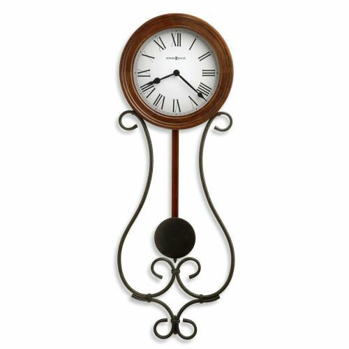 Howard Miller - Howard Miller Yvonne Wall Clock 625400