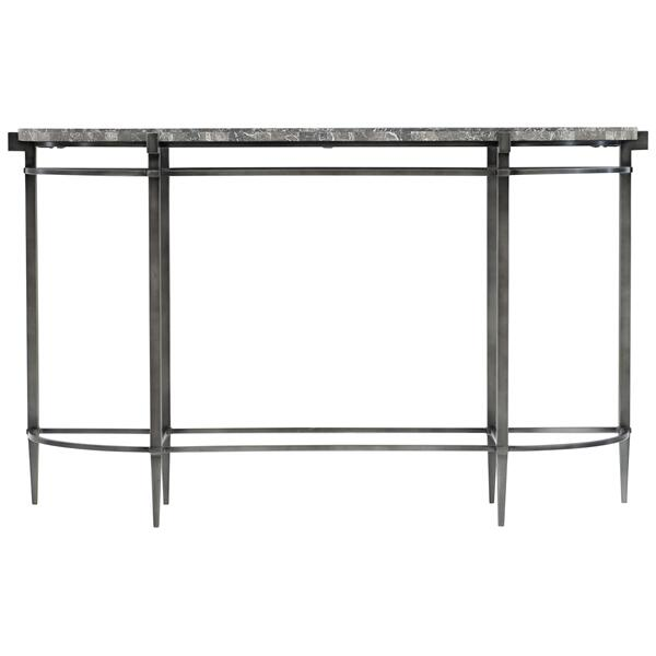 Mariposa Demilune Console Table