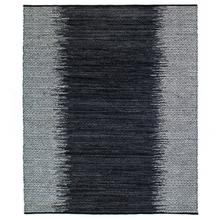 See Details - 9'x12' Size Leather Woven Diamond Rug