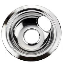 "6"" Chrome Drip Bowl-GE/HTP"