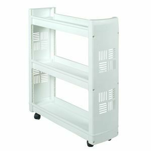 AmanaRolling Laundry Supply Cart - Other