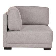 Romeo Corner Chair Grey