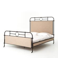 Queen Size Berkley Metal Bed