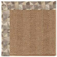 "View Product - Islamorada-Herringbone Geo Bronze - Rectangle - 24"" x 36"""
