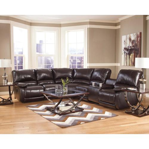Capote 3-piece Reclining Sectional With Power