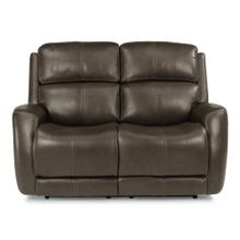 Zelda Power Reclining Loveseat with Power Headrests