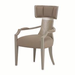 Arm Chair Silver Mist