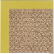 "Creative Concepts-Raffia Canvas Lemon Grass - Rectangle - 24"" x 36"""