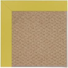 "Creative Concepts-Raffia Canvas Lemon Grass - Rectangle - 24"" x 36"""