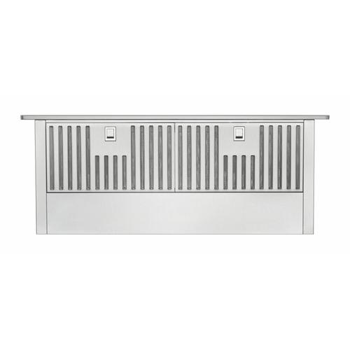 """KitchenAid - 36"""" Retractable Downdraft Ventilation System - Stainless Steel"""