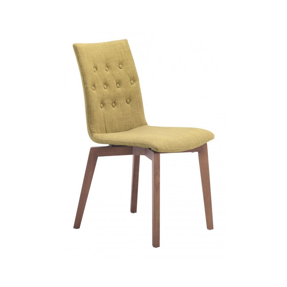 Orebro Dining Chair Pea Green