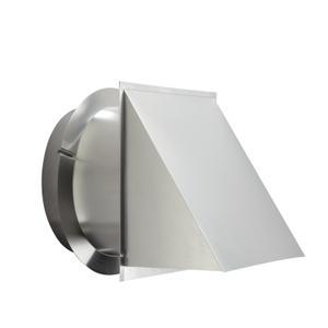 Broan-NuTone® 12-Inch Wall Cap Aluminum -