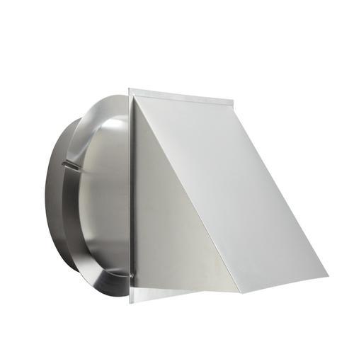 Broan-NuTone® 12-Inch Wall Cap Aluminum