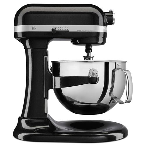 Gallery - Pro 600™ Series 6 Quart Bowl-Lift Stand Mixer Caviar
