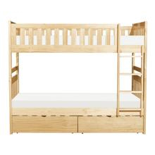 View Product - Twin/Twin Bunk Bed with Storage Boxes
