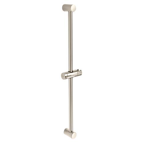 American Standard - 30 Inch Round Shower Slide Bar  American Standard - Polished Nickel