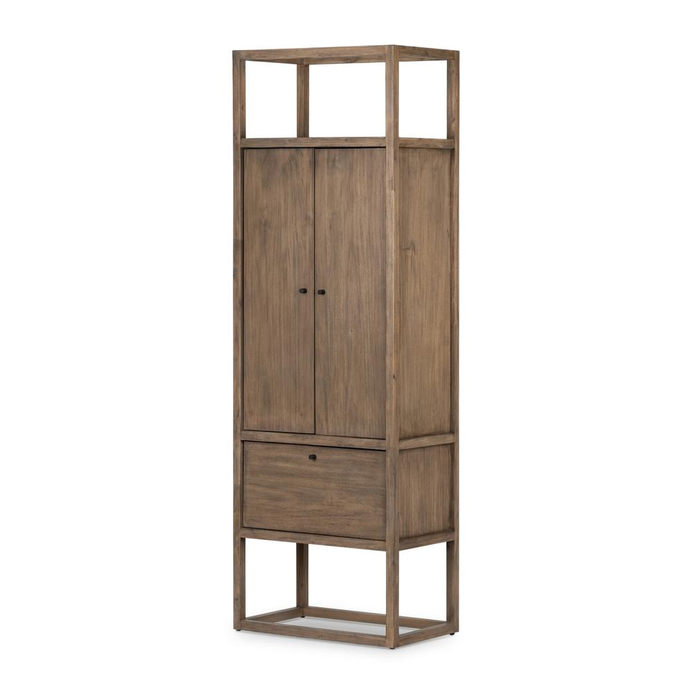 See Details - Epoch Cabinet-smoked Acacia