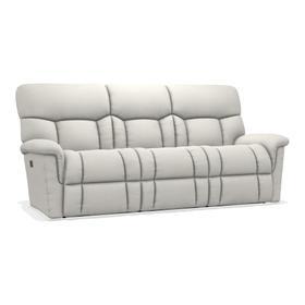 Mateo Power Wall Reclining Sofa w/ Headrest and Lumbar