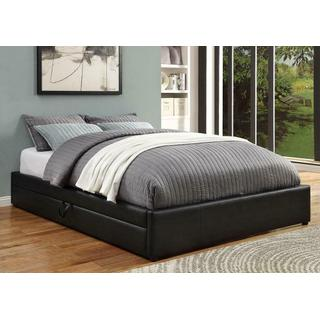 Hunter Queen Bedframe w/ Storage