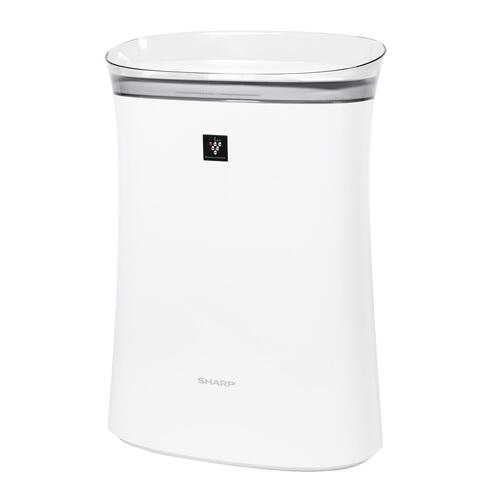 Sharp True HEPA Air Purifier with Plasmacluster® Ion Technology for Medium-Sized Rooms