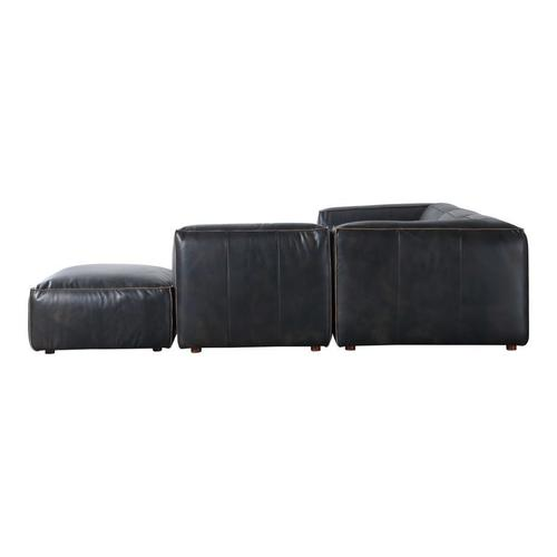 Moe's Home Collection - Luxe Dream Modular Sectional Antique Black