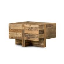 Wynne Side Table-rustic Natural