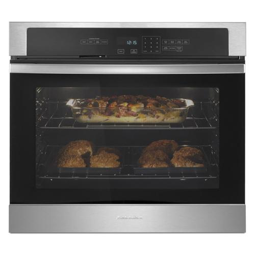 4.3 cu. ft. SIngle Thermal Wall Oven Stainless Steel