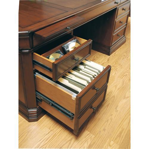 Hooker Furniture - Cherry Creek 66'' Executive Desk