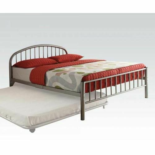 ACME Cailyn Twin Bed - 30460T-SI - Silver