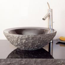 See Details - Beveled Round Sink, chiseled